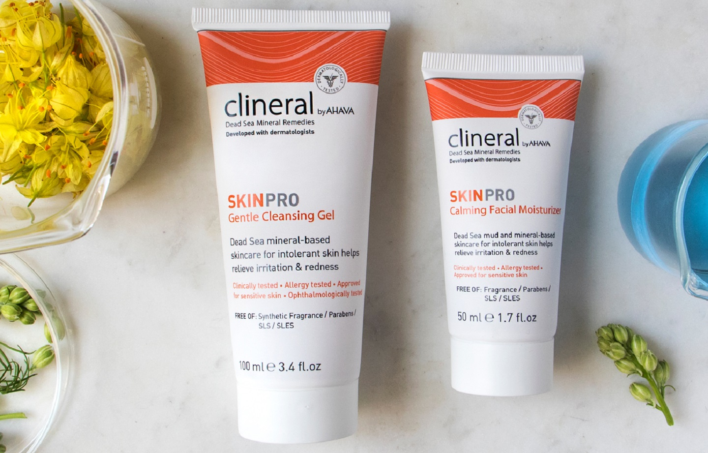 CLINERAL 2016 SKINPRO Calming Facial Moist 50ml 1500x15005